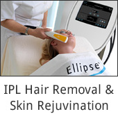 IPL Hair Removal and Skin Rejuvination