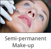 Semi-permanant Make-up