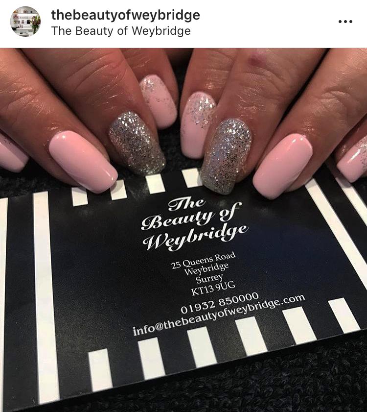 Gel Nails, Manicures & Pedicures | The Beauty of Weybridge
